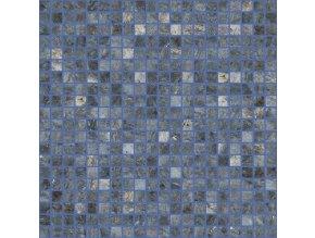 ZEN Dolerite Glass mosaic 25x25 mm (plato 31,2x49,5)