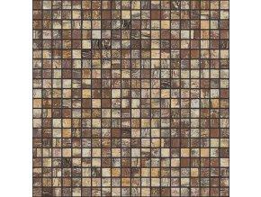 ZEN Rustic Glass mosaic 25x25 mm (plato 31,2x49,5) (bal.= 2,00m2)