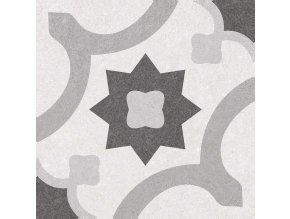 GALLERY Black & White 03 25x25 (bal=1,13m2)