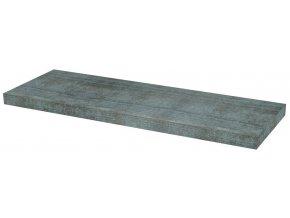 AVICE deska 120x39cm, aquamarine