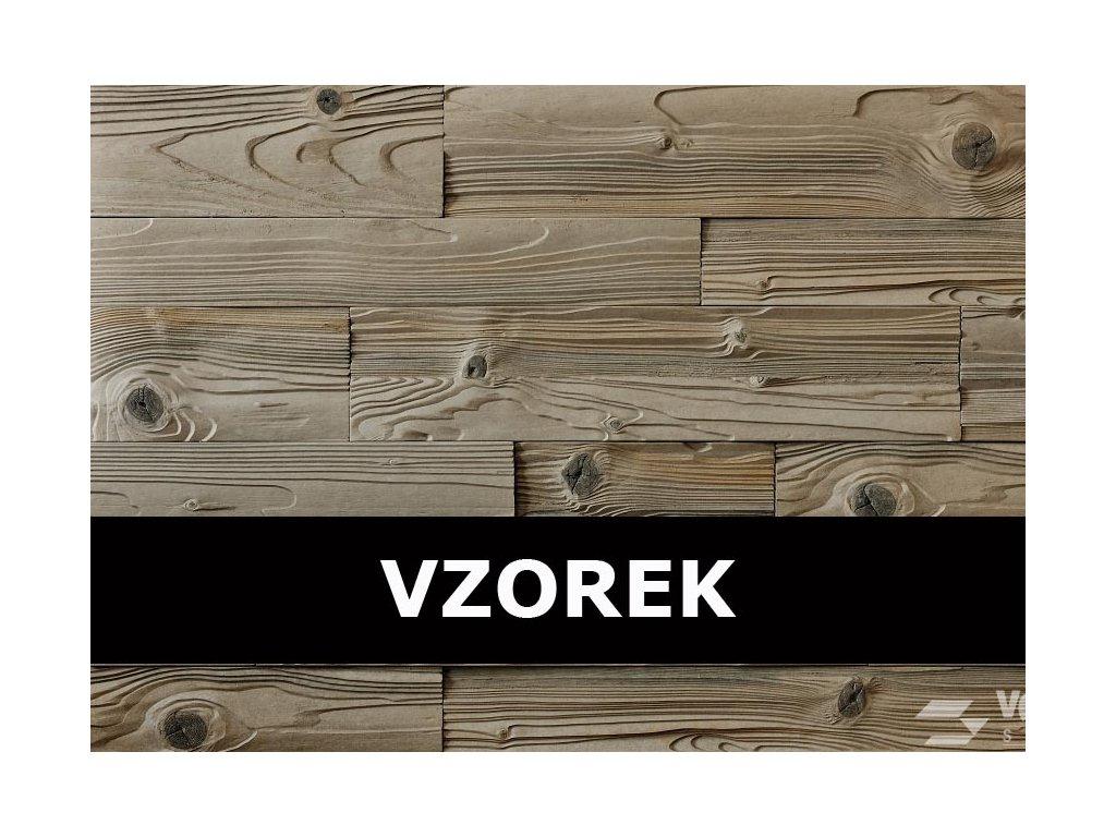 dřevo kaštan vzorek