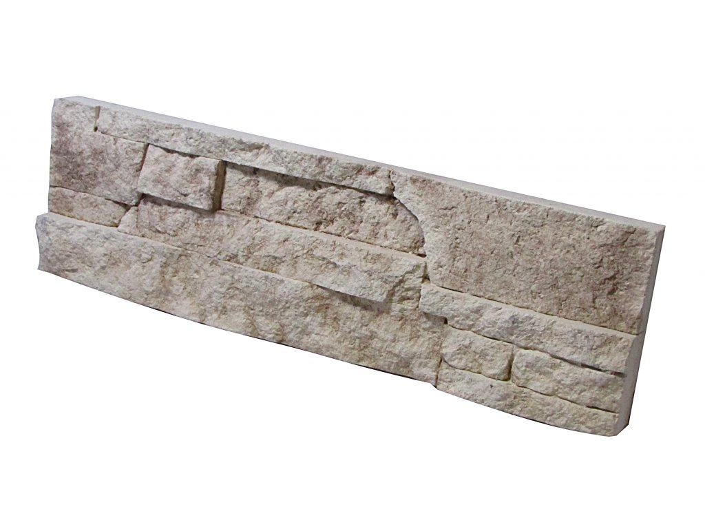 VZOREK - Lámaný Kámen Béžovohnědý