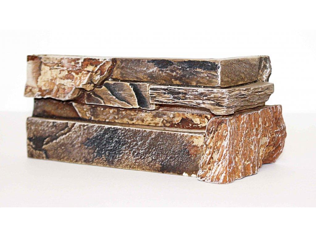 Rohový obklad Luminta - BASTIDA BREST