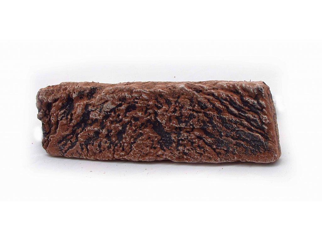 VZOREK - Hand Brick Červený