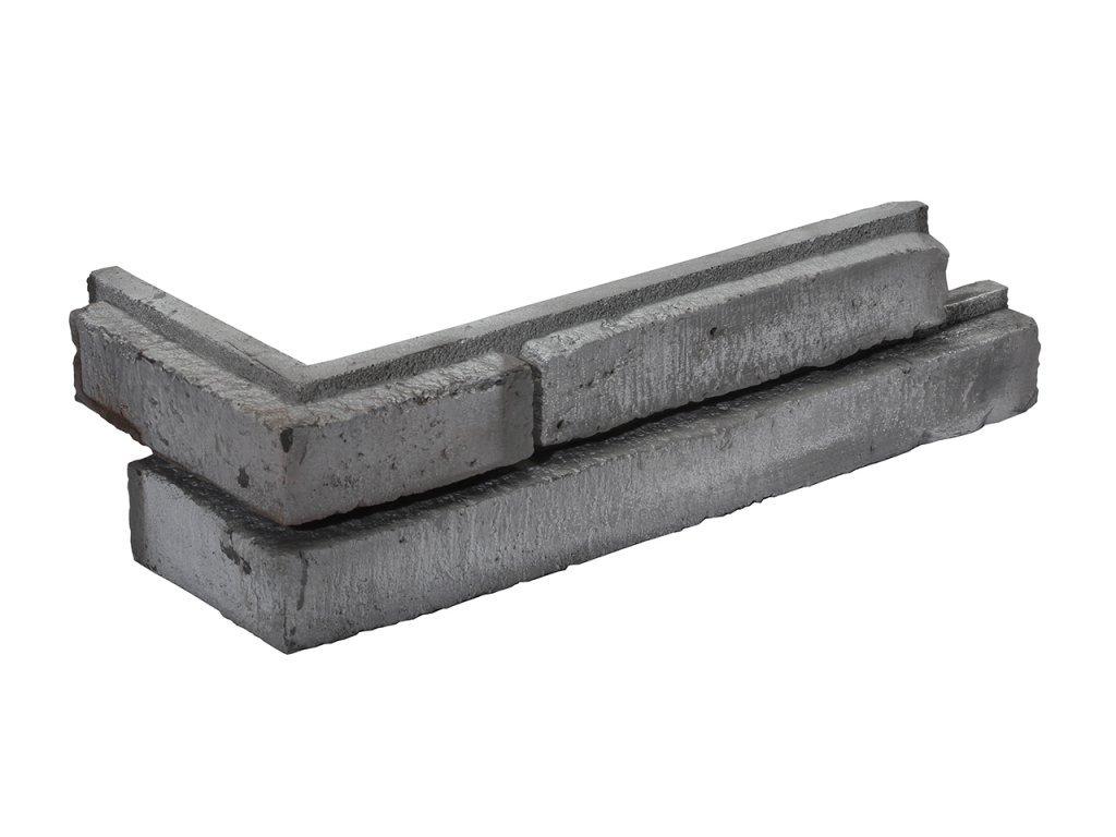 Rohový obklad Stegu - METRO 2 grey
