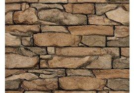Kamenný obklad Vaspo - VRŠATEC HNĚDÝ