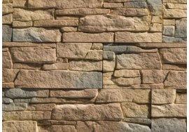 Kamenný obklad Stegu - MEXICANA 4 RUSSET