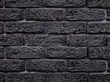 hand brick tmave sedy