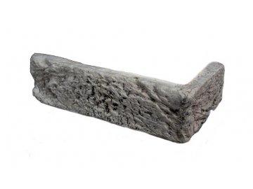 hand brick svetle sedy roh