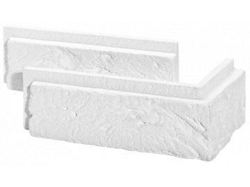 Rohový obklad Stegu - PARMA white