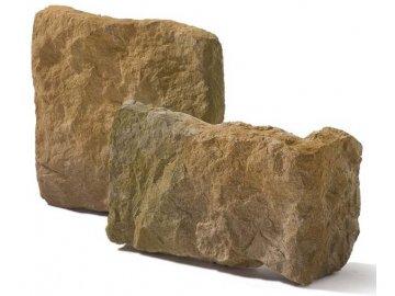 Rohový obklad Stegu - CALABRIA 1 mocca