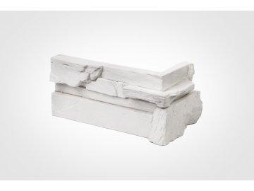 Rohový obklad Luminta - BASTIDA BÍLÁ