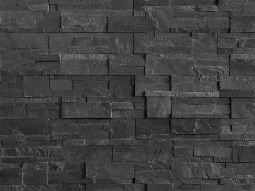 bridlice cerna prirodni kamen