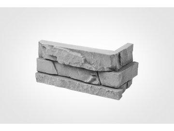 Rohový obklad Luminta - BASTIDA ŠEDÁ