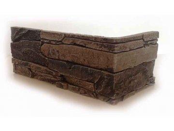 Rohový obklad Luminta - RONDA ISAR