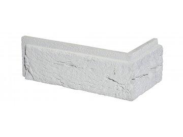 Rohový obklad Stegu - BOSTON 2 WHITE
