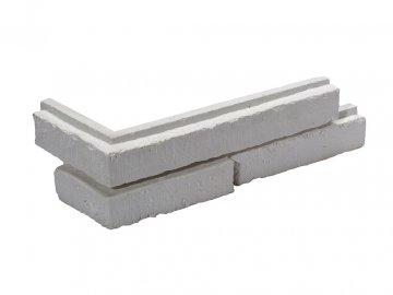 Rohový obklad Stegu - METRO 1 white