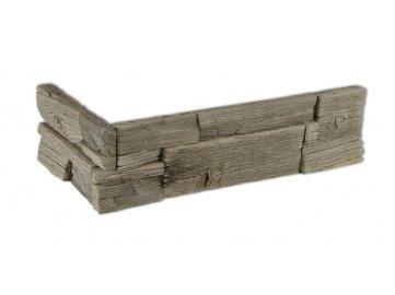 Rohový obklad Vaspo - DECORSTONE dřevo DUB