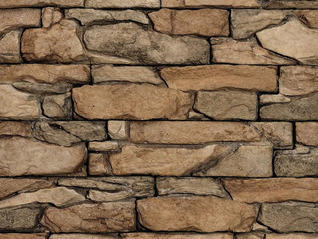 Kamenný obklad Vaspo - VRŠATEC HNĚDÝ - cena za balení