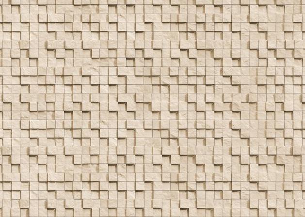 Kamenný obklad Incana - QUBO FROST - cena za balení