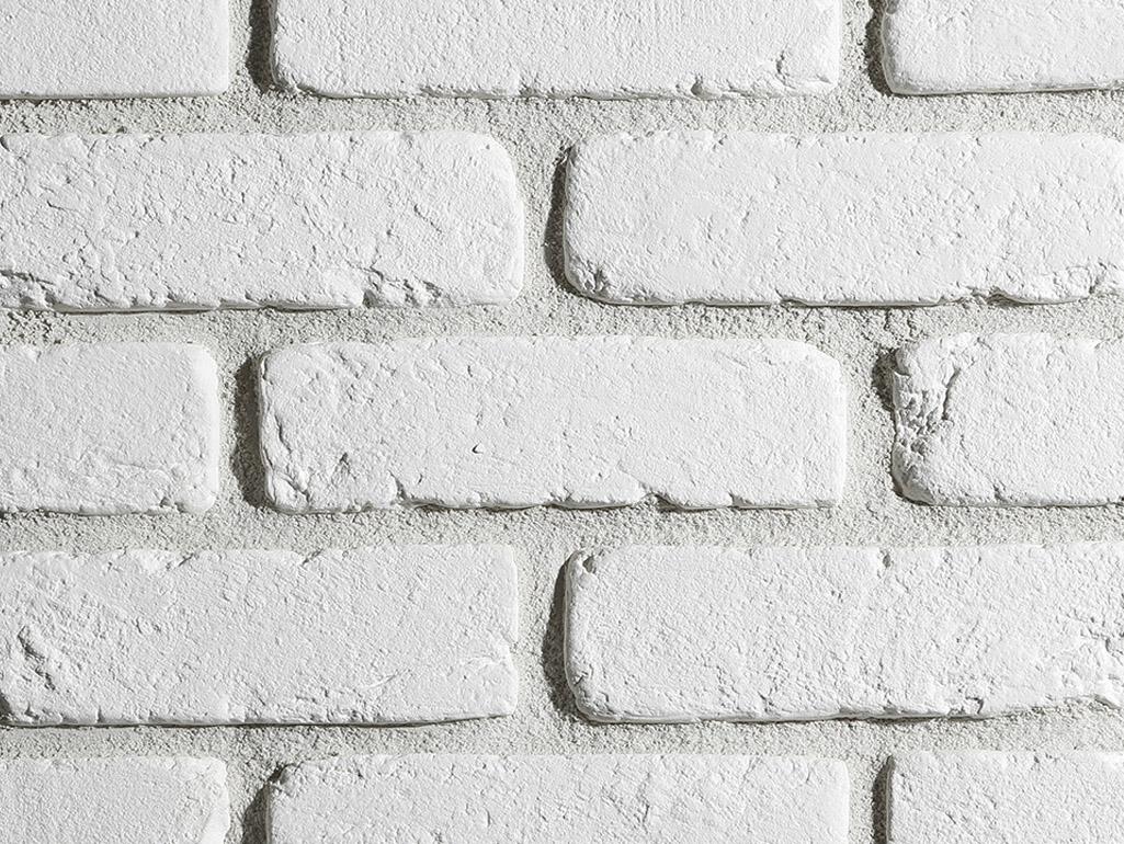 Sádrový obklad Stegu - LOFT 1 WHITE - cena za balení