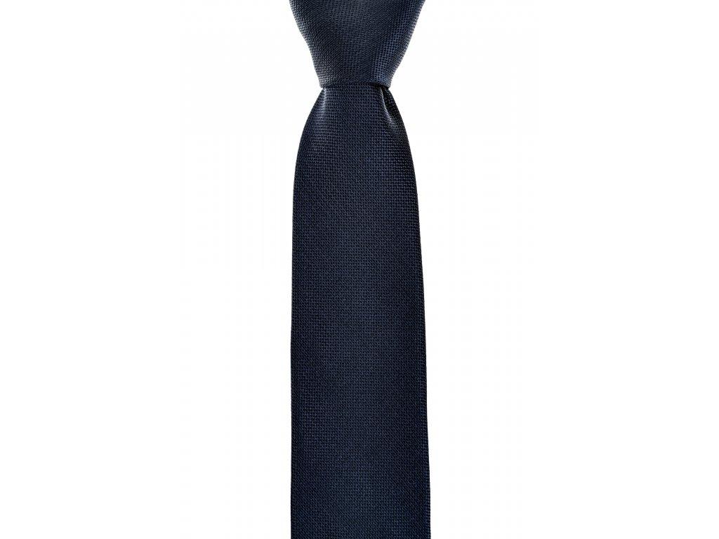 Tmavě modrá kravata