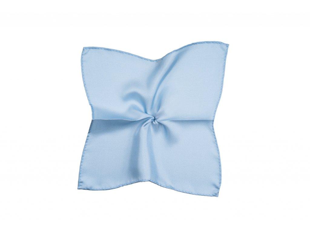 Světle modrý kapesníček
