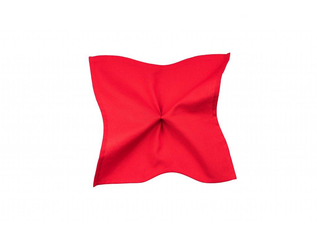 Červený kapesníček