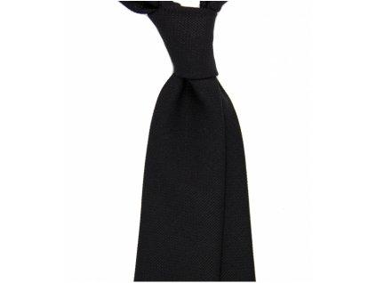 Černá kravata