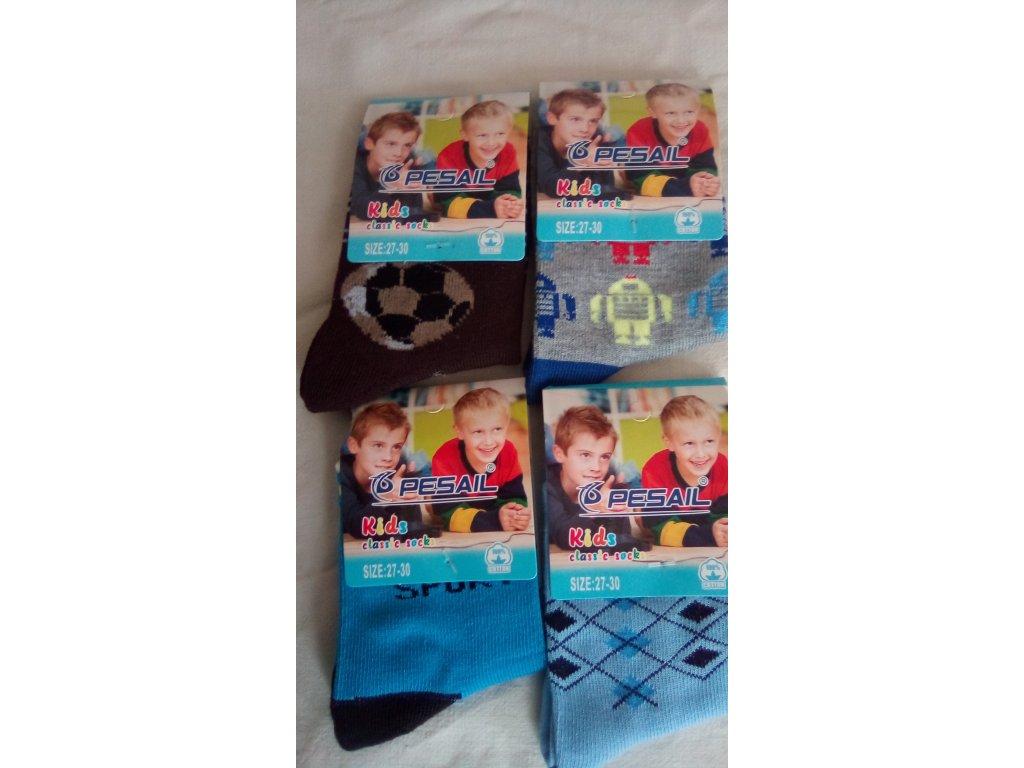 Chlapecké ponožky (QM5020)