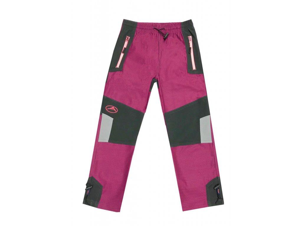 Kugo dívčí outdoorové kalhoty (T5706)