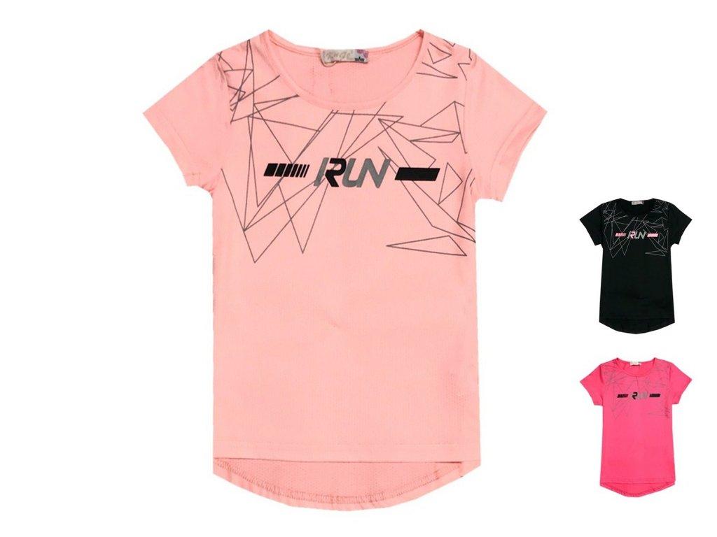 Kugo dívčí tričko (YL031)