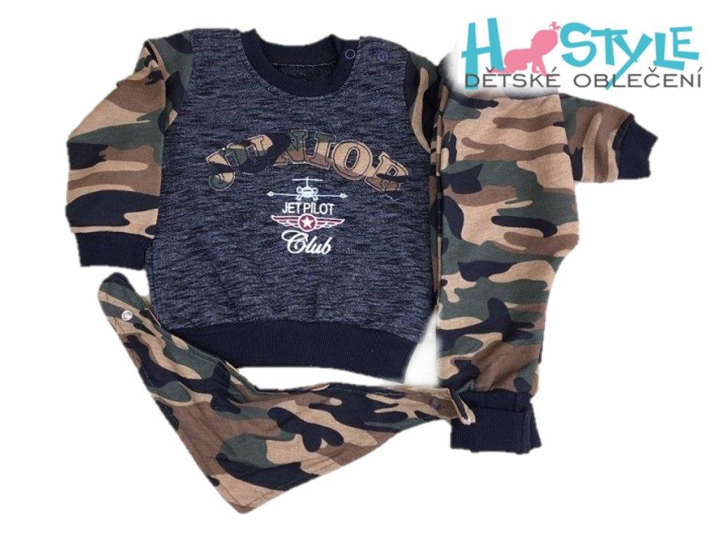 chlapecka kojenecka souprava 3dilna 6156