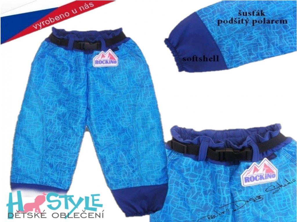 Kalhoty zateplené - 8087