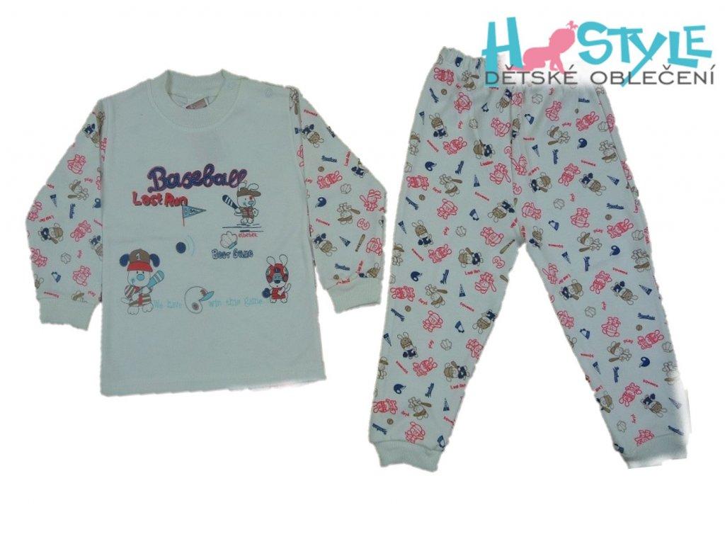 Pyžamko dětské chlapecké - 20539