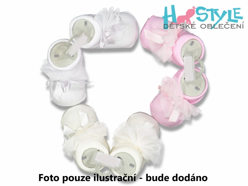 kojenecke ponozky divci 79571