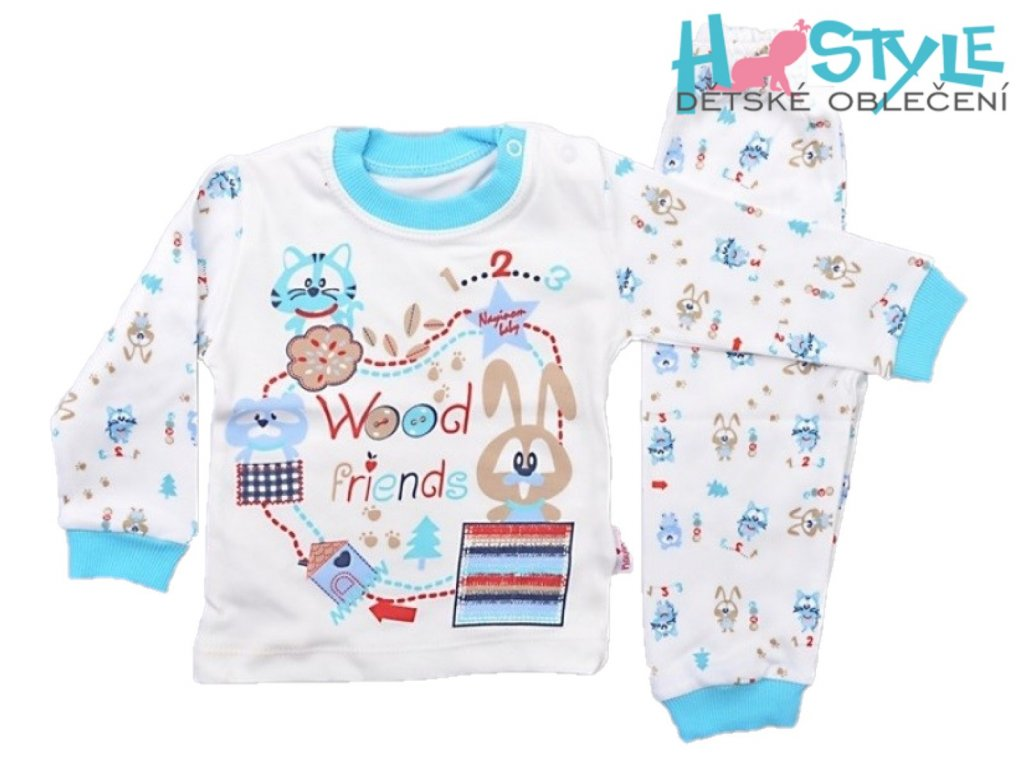 Pyžamko dětské chlapecké - 28078