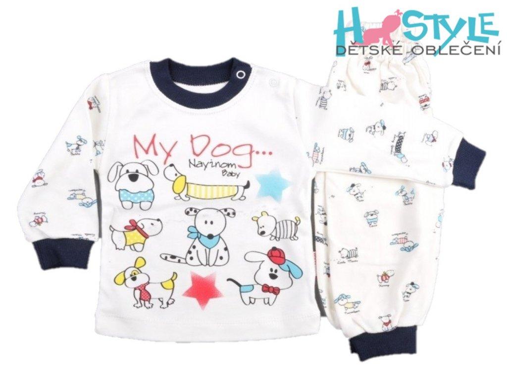 Pyžamko batolecí chlapecké - 36220