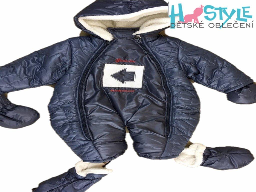 Zimní kombinéza - 0006