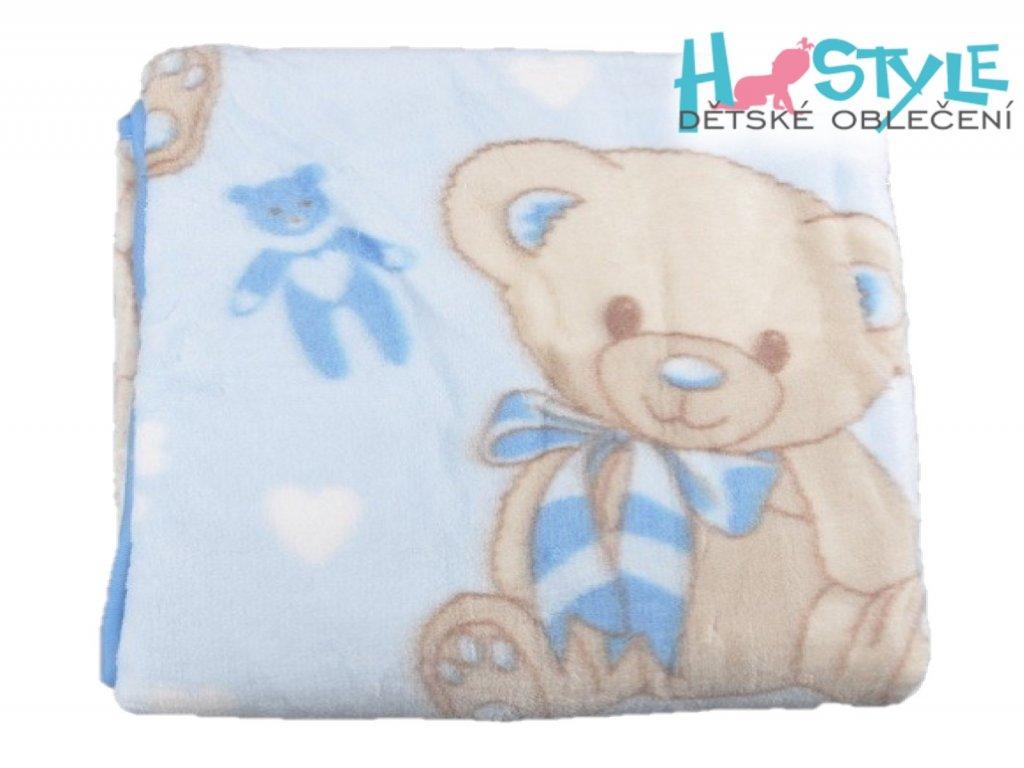 detska hrejiva deka chlapecka 40451
