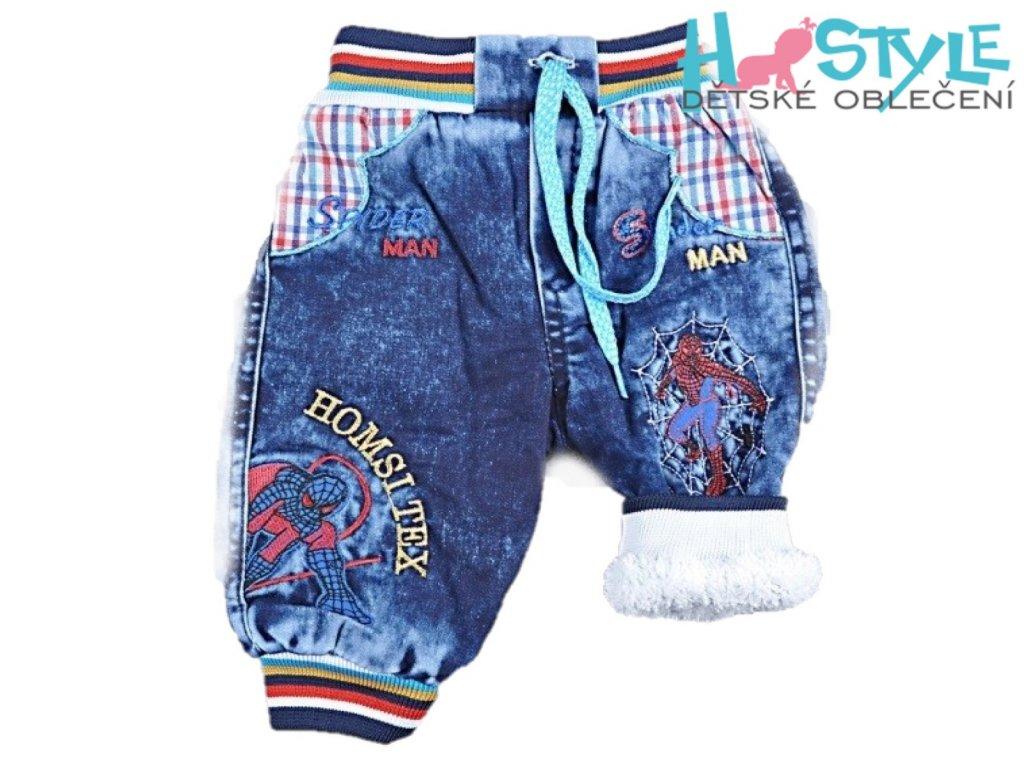 chlapecke zimni kalhoty 40993