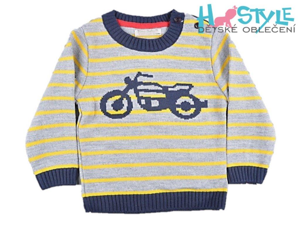 chlapecky svetr kojenecky 41291