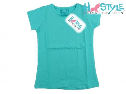 Tričko s krátkým rukávem dívčí - 32434