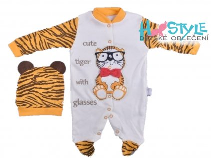 kojenecky overal tygr 49421