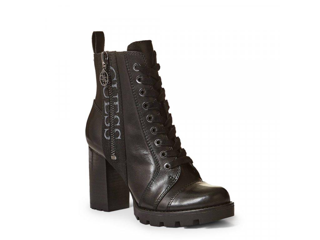 915a72a666bf Dámske kotníkové topánky GUESS