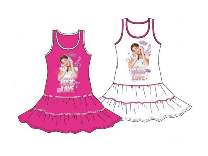 šaty Violetta