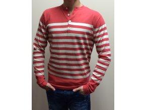 c item 902 pansky sveter zn jackjones pruhovany