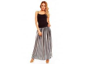 sukňa bielo čierna 17,50 €