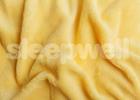 Prostěradla z mikroflanelu SLEEP WELL 60x120 cm