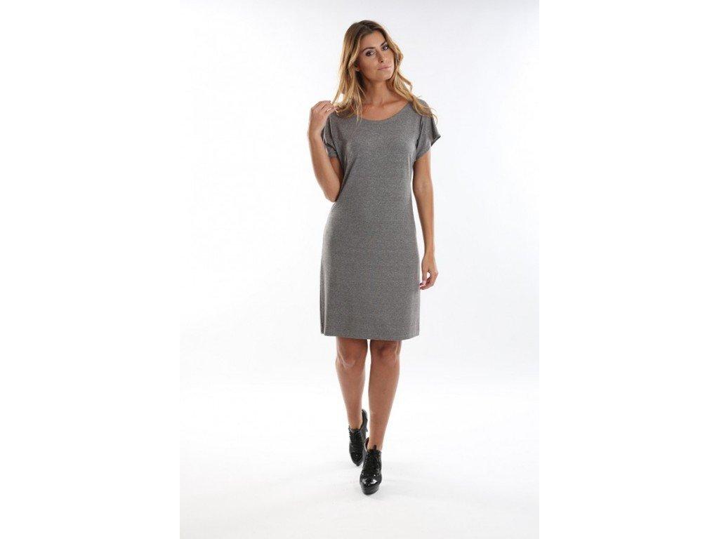 Dámské krátké šaty MELANGE